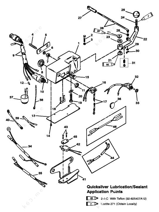 harley spacer diagram