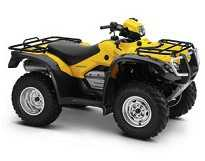 2005-2006 Honda ATV TRX500FE/FM/TM FourTrax Foreman Factory Service Manual