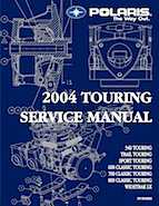 2004 Polaris Touring Service Manual